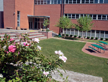 Kemper Courtyard